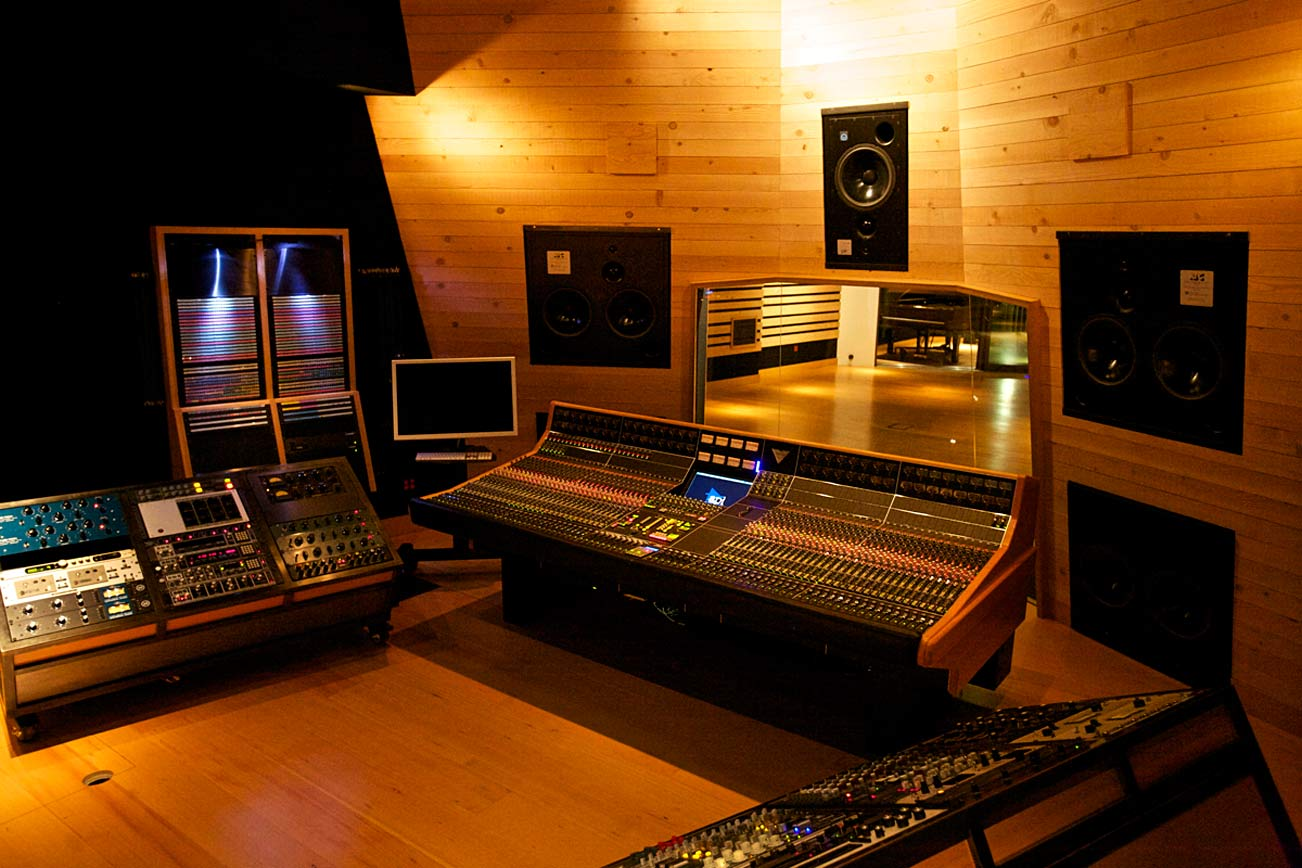 64 Channel Vision At 25th Street Recording Studio Oakland CA More Info Latest News Article And Press Release